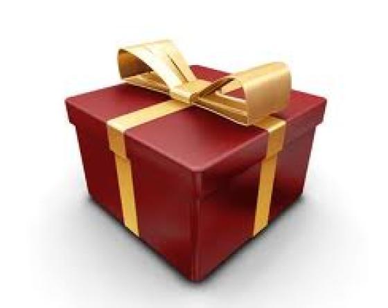 Chèque cadeau Invitation